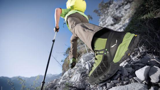 scegliere le scarpe trekking