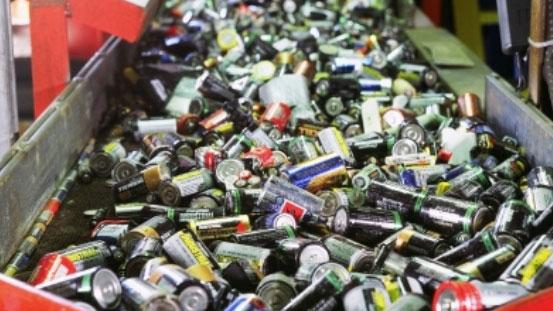 usare le batterie ricaricabili
